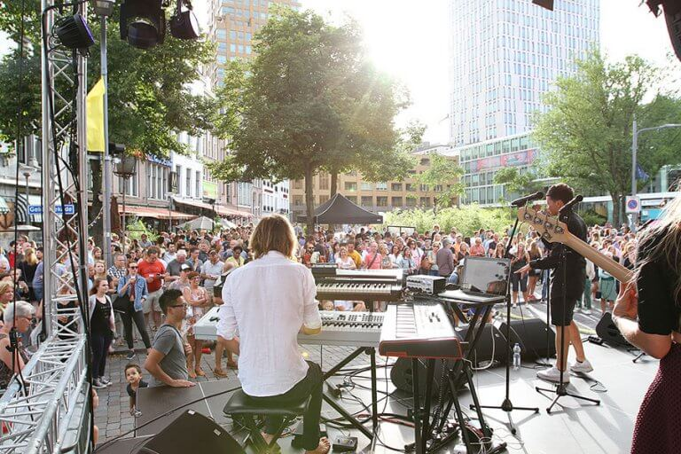 Oude Haven concerts