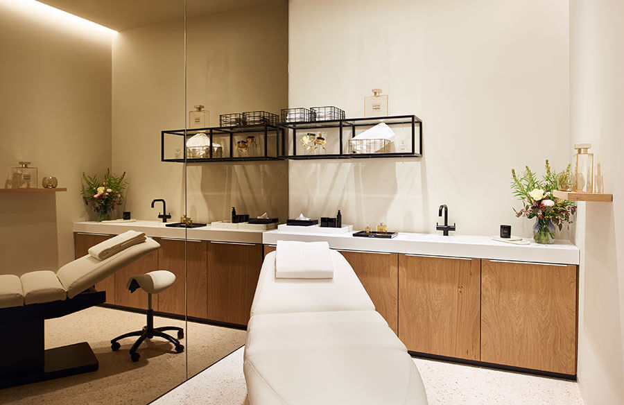 Extended vip beauty treatments