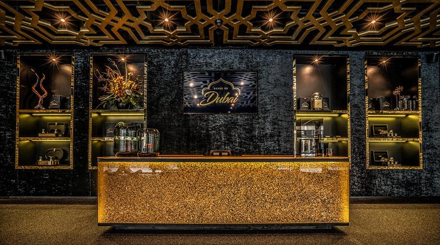 Sense of Dubai, for perfumes and home fragrances