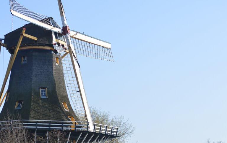 Inside Rotterdam - spend a nicht in a mill