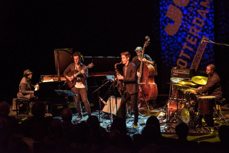 Festival Jazz International in Rotterdam