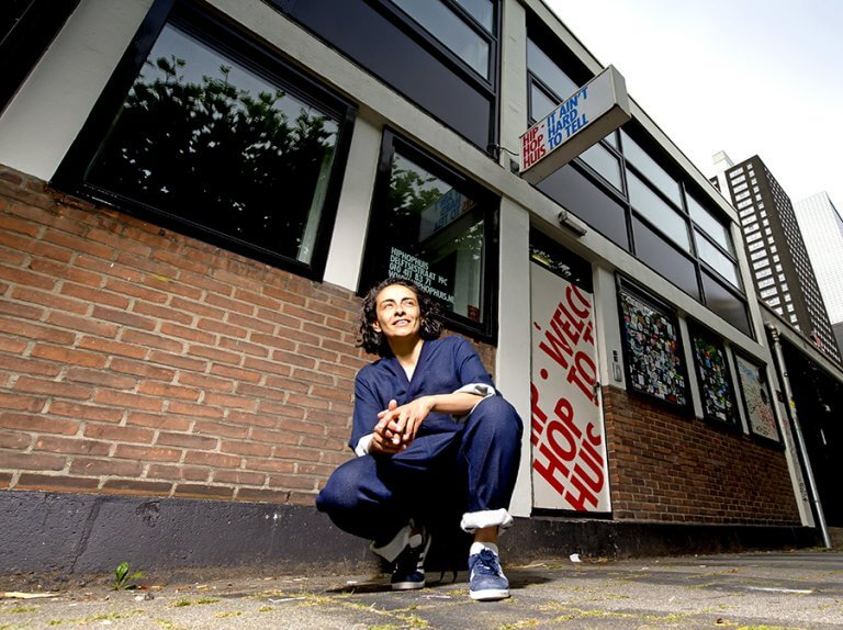 Aruna Vermeulen - Inside Rotterdam