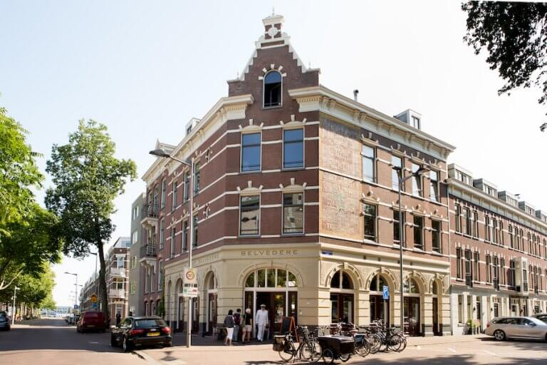 Belvedere Inside Rotterdam