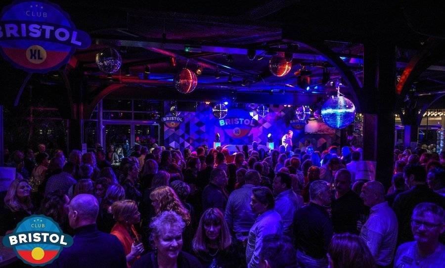Club Bristol a 40+ music event