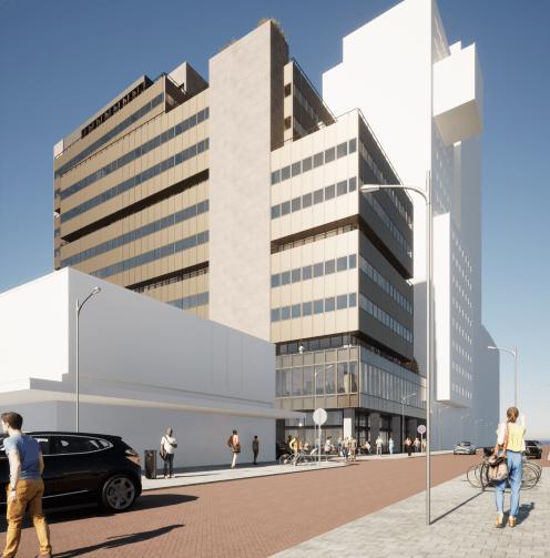 Rotterdam Building Microlab