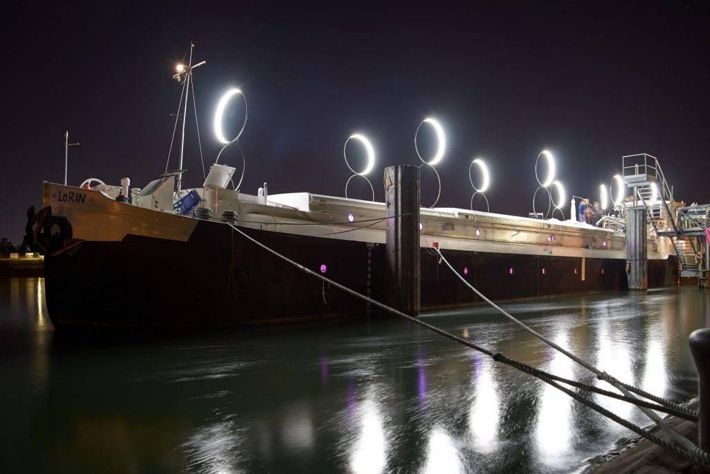 Cultural ship Lorin