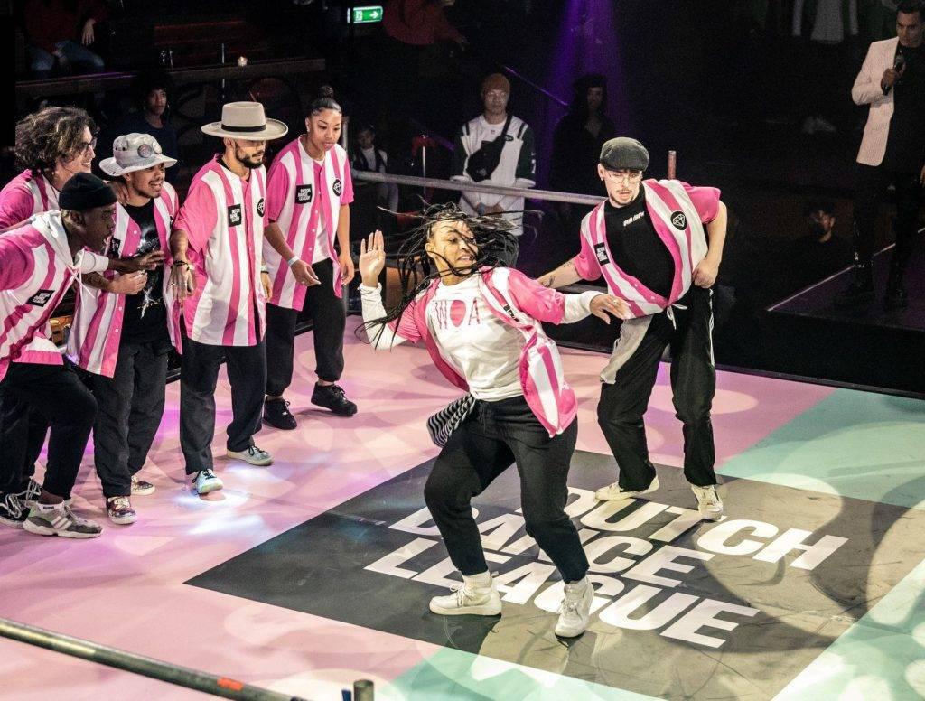 International Dance League Emile Vrolijk