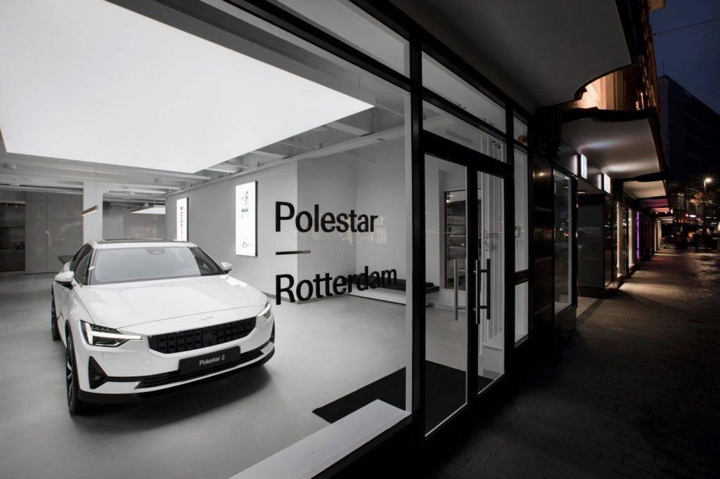 Polestar Space in Rotterdam