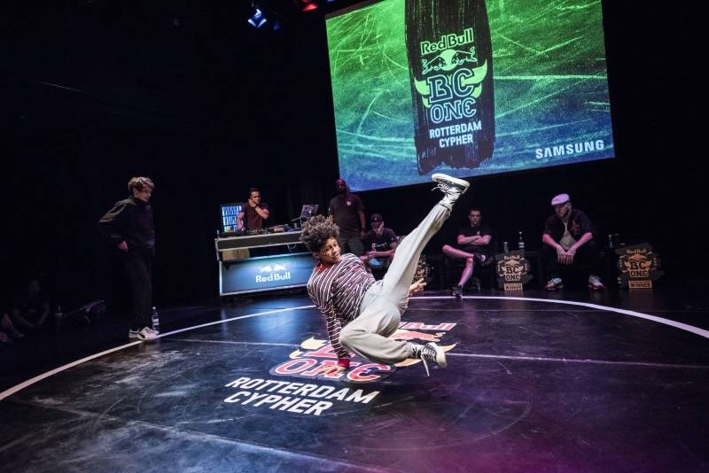 Red Bull BC One Holland Cypher