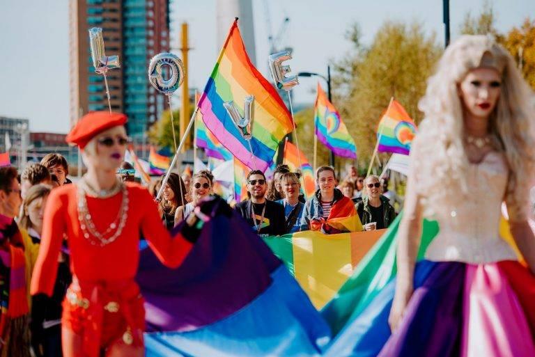 Rotterdam Pride Walk