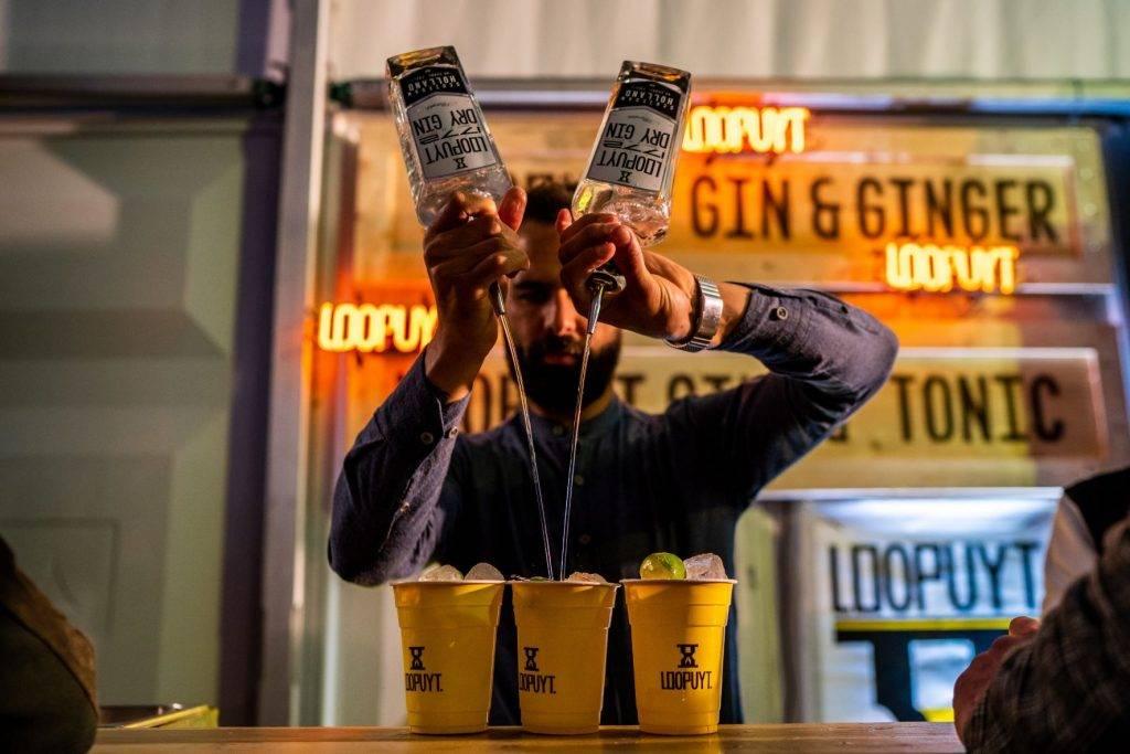 Gin & Rum Festival fills Cruise Terminal Rotterdam